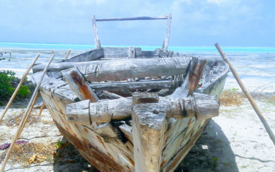 Driftwood Beach lodge Old Dhow