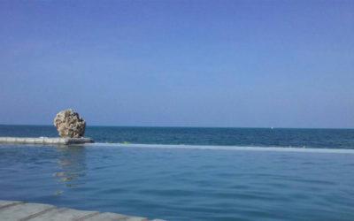Driftwood Beach Lodge Pool